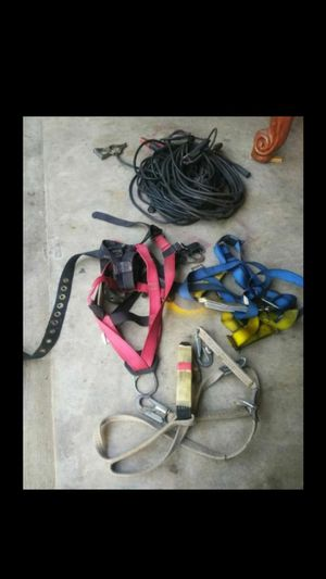 Welding Leads and Body Harnesses for Sale in Humble, TX