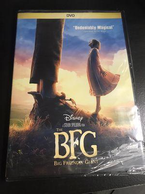 The BFG dvd Brand New sealed for Sale in Alhambra, CA