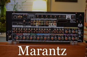 Marantz SR7008 9.2-channel home theater receiver with Apple AirPlay for Sale in La Jolla, CA
