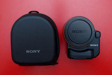 Sony LA-EA4 Adapter Sony/Minolta A to E mount for Sale in El Sobrante,  CA
