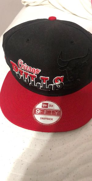 Chicago bulls hat for Sale in Montebello, CA