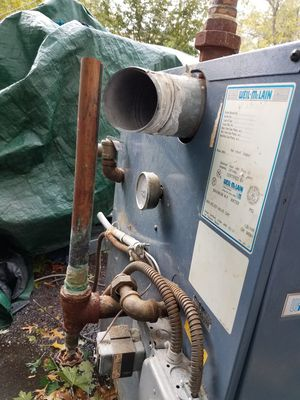 100,000 BTU will McLain boiler for Sale in Providence, RI