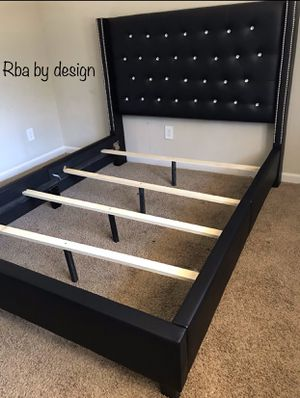Brand new queen and king bed frames for Sale in Adamsville, AL