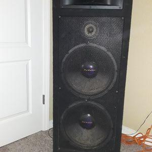 2 15. Pro Studio Speakers for Sale in Fresno, CA