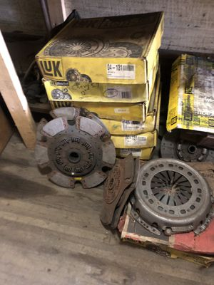 misc LUK clutches and parts for Sale in Maple Heights, OH