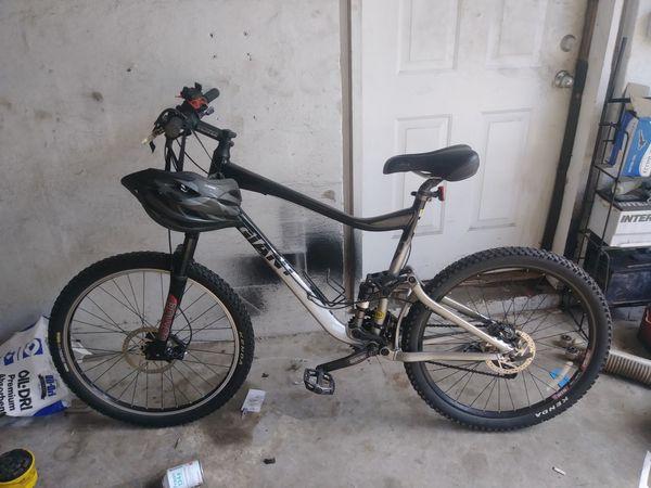 2009 giant mountain bike