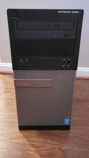 Dell Desktop for Sale (Optiplex 3020) for Sale in Rockville, MD