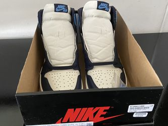 Air Jordan 1 Sail Obsidian for Sale in West Haven,  CT