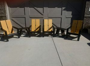 Wooden patio furniture brand new for Sale in Fort Worth, TX