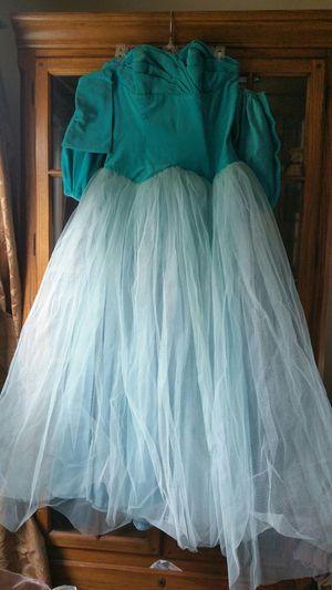 Adult elsa dress size 10 for Sale in Toms River, NJ