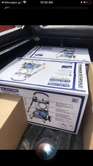 Powerstroke 1900 psi electric pressure washers for Sale in Miramar, FL