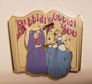Disney soda fountain Cinderella Limited Edition 200 pin for Sale in Roswell, GA