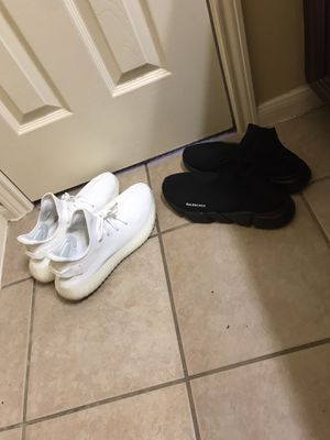 Yeezys and Balenciagas for Sale in Joplin, MO