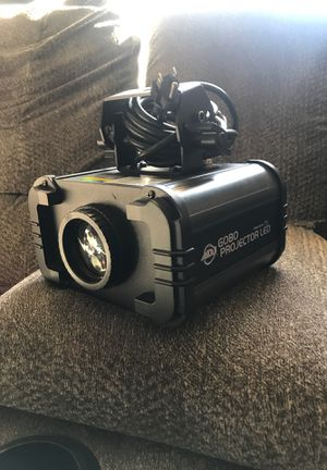 A D J GOBO PROJECTOR for Sale in CA, US