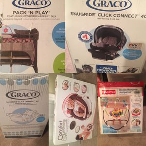 Graco baby stuff for Sale in East Lansdowne, PA