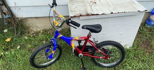 "Boys 16"" huffy bike for Sale in Rockwood, MI"