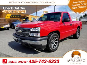 2006 Chevrolet Silverado 1500 for Sale in Lynnwood, WA