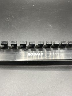 New - Kobalt Magnetic Hanging Wrench Organizer - 804154 (Wrenches Not Included) for Sale in Peoria,  IL