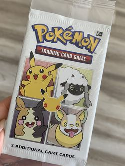 Pokémon Cards- 2 Brand New Unopened Packs for Sale in Beverly Hills,  CA