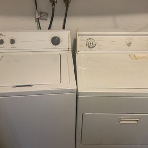 Washer And Dryer for Sale in Rocklin, CA
