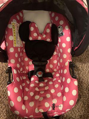 Minnie Mouse car seat for Sale in Spokane, WA