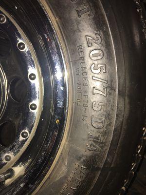 All-Terrain Tire (single trailer tire) for Sale in Sacramento, CA