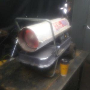Reddy Heater Pro 110 Thousand BTU Diesel Kerosene Heater for Sale in East Haven, CT