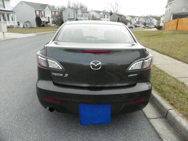 2012 Mazda Mazda3 Sport