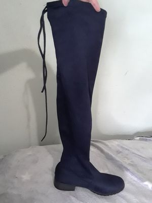 Thigh high boots size 7.5 for Sale in Riverside, CA