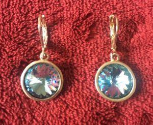 Swarovski Elements Illuminaire earrings for Sale in Midlothian, VA