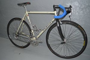 Beautiful Pinarello Treviso Vintage VERYLIGHT Full Campagnolo MUST SEE for Sale in New York, NY
