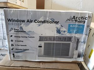 8000btu AIR CONDITIONER AC UNIT AIRE ACONDICIONADO portable portatil windows AC wall AC AIR conditioning for Sale in Miami, FL