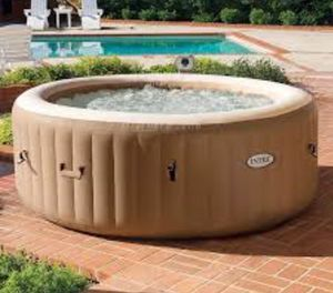 Intex pure spa hot tub for Sale in Rocky Mount, NC
