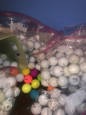 Golf Balls for Sale in Land O Lakes, FL