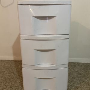 Two Plastic Drawers for Sale in Phoenix, AZ