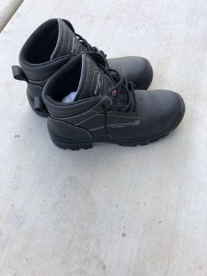 Steel toe work boots for Sale in Fresno, CA