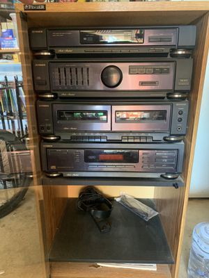 Vintage 1993 Fisher Stereo Systemic for Sale in Templeton, CA