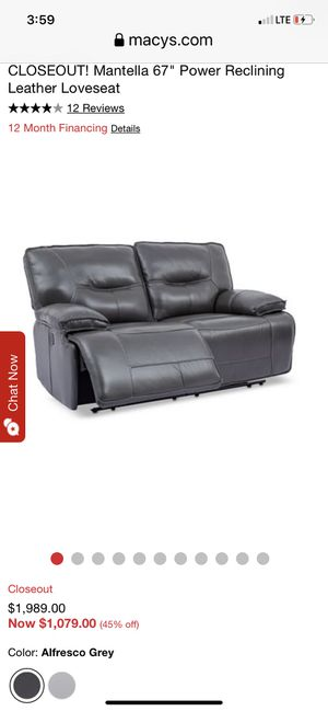 Sofa and loveseat for Sale in Aptos, CA