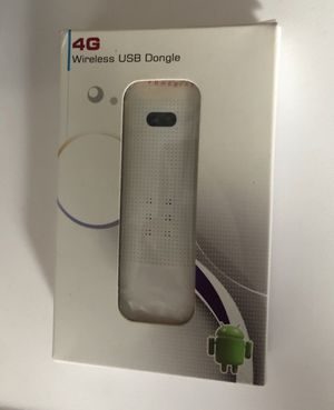 4G LTE WIFI Dongle for Sale in Falls Church, VA