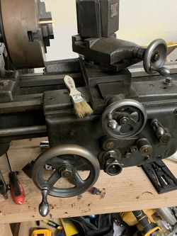 Hobby Lathe That Runss for Sale in San Diego,  CA