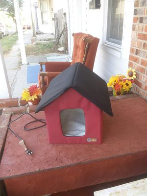 Out Door Thermo Kitty House for Sale in Martinsburg, WV