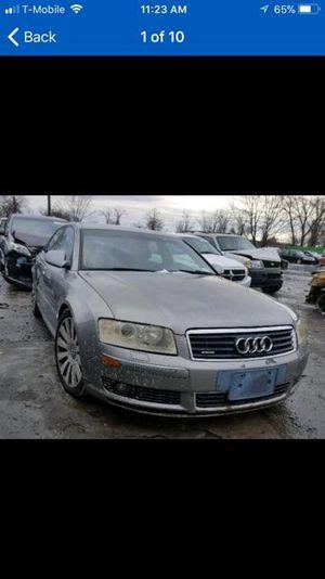 2005 Audi A8L PARTS for Sale in Dearborn, MI
