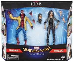 Marvel legends homecoming Spider-Man my for Sale in Spring Hill, FL
