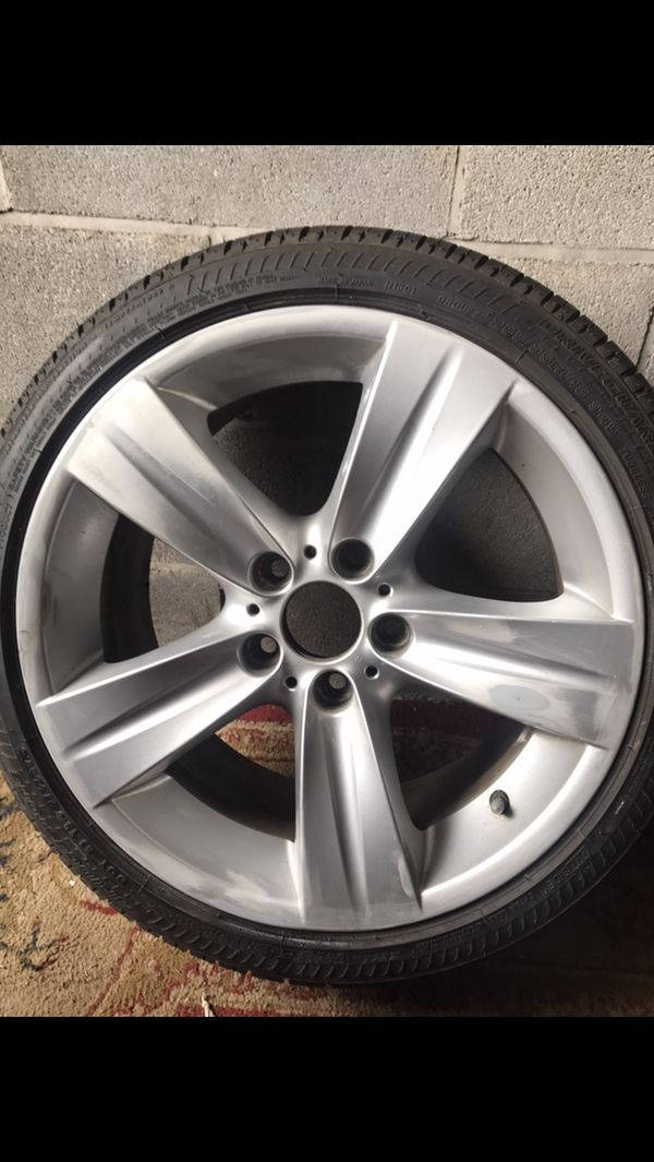 Rim repair and paint
