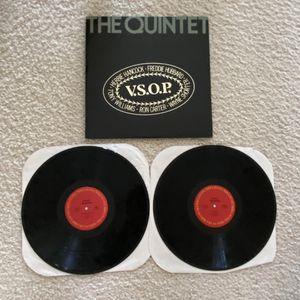 "V. S.O.P. ""The Quintet"" double vinyl lp 1977 Columbia Records Original 1st Pressing gorgeous like new pristine vinyl Post Bop Jazz for Sale in Laguna Niguel, CA"