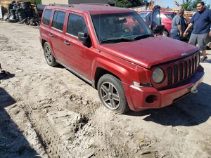 2008 JEEP Patriot 2.4 PARTS for Sale in Houston, TX