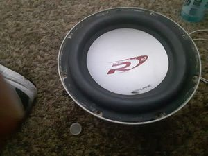 Type 10 alpine speaker for Sale in Lompoc, CA