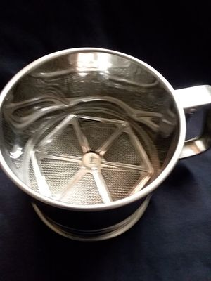 Sifter stainless steel for Sale in Glen Burnie, MD