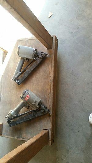S e n c o finish nail gun for Sale in Pomona, CA