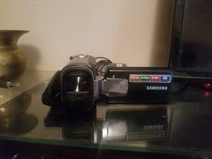 Samsung camcorder for Sale in Amarillo, TX